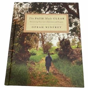 Oprah Winfrey The Path Made Clear Hard Cover